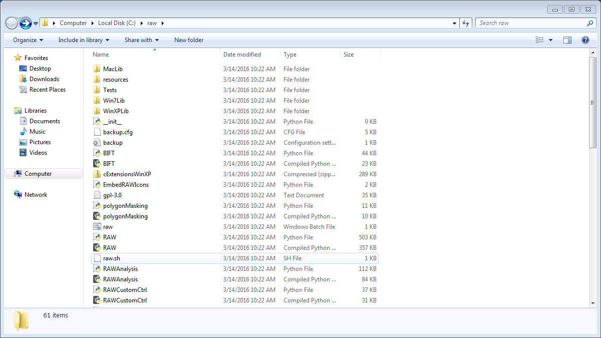 RAW Install Guide for Microsoft Windows — BioXTAS RAW 1 3 0