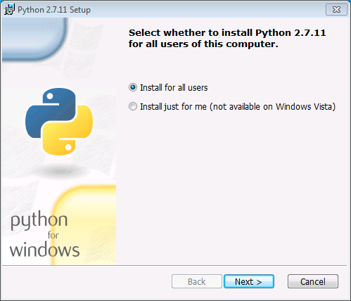 Windows 7, 8 1, and 10 install from source instructions